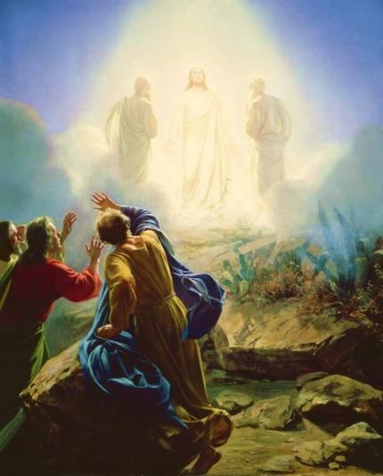 Transfiguratie Christus