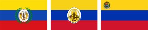 venezuela vlaggen 1