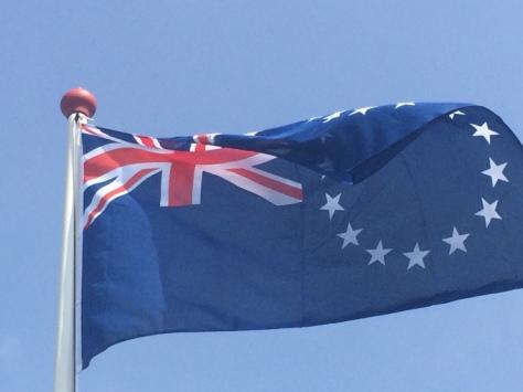 Vlag Cookeilanden
