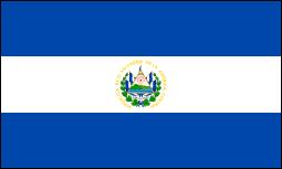 Vlag El Salvador 1