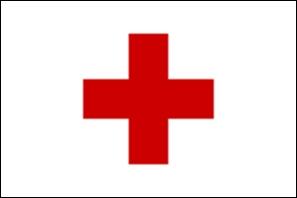 vlag rodekruis