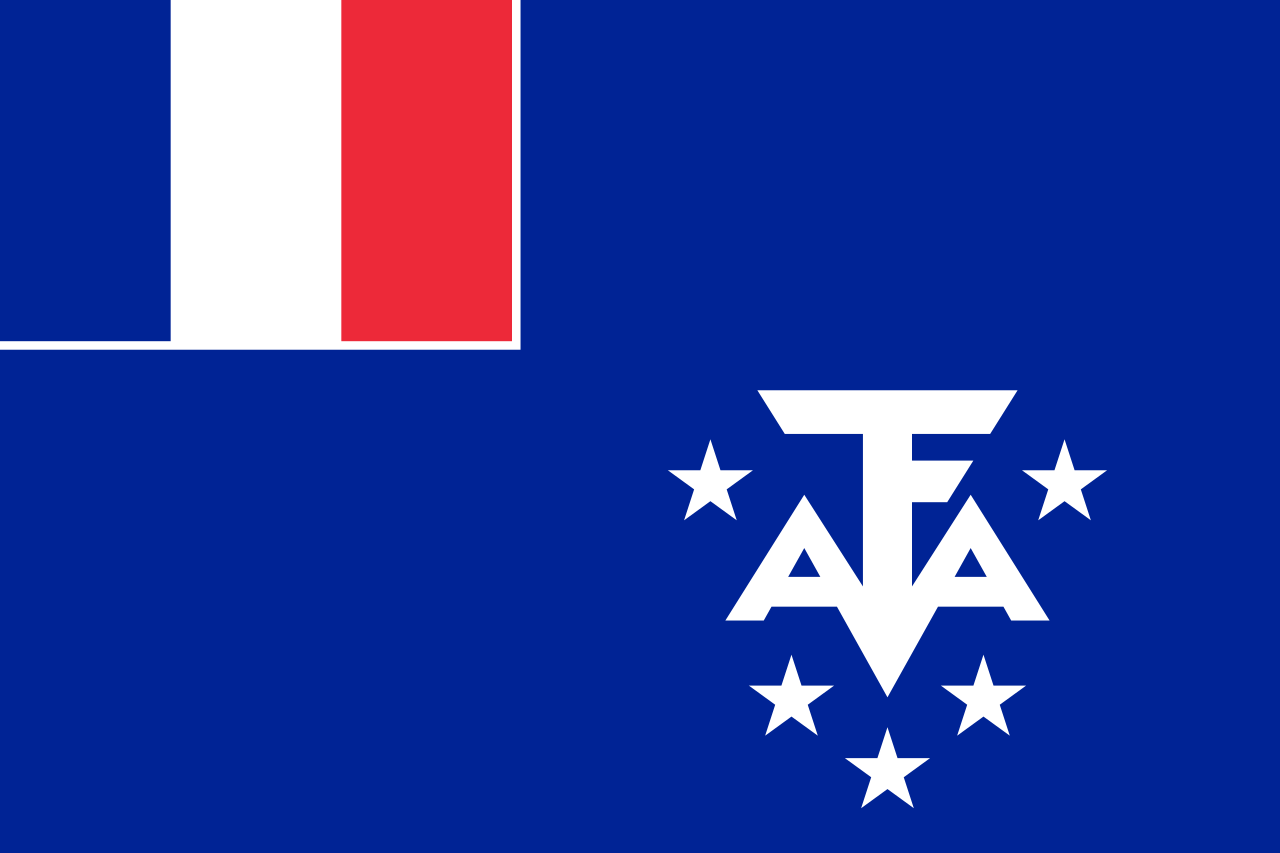 Vlag TAAF