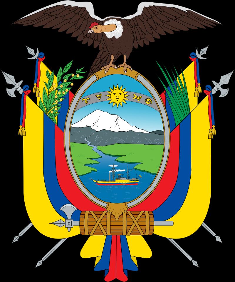 Wapen Ecuador