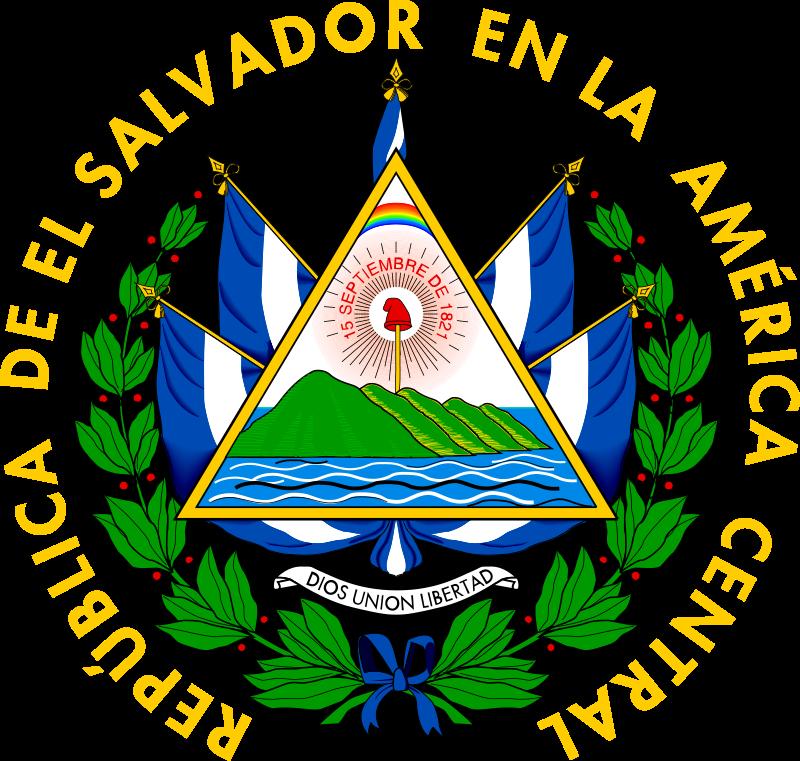 Wapen El Salvador