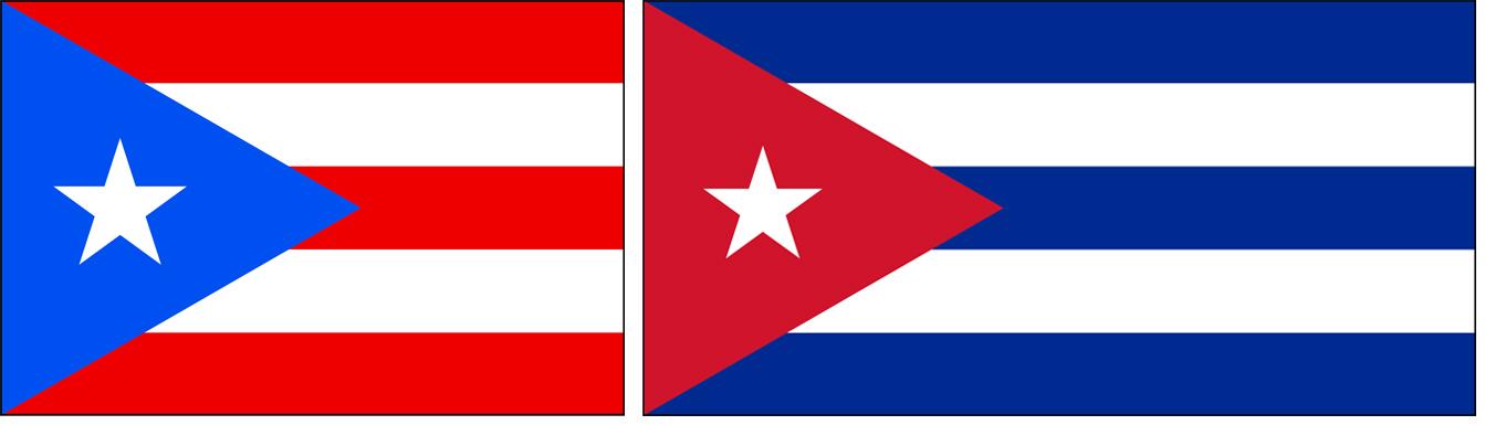 catalonie 01 vlaggen ster