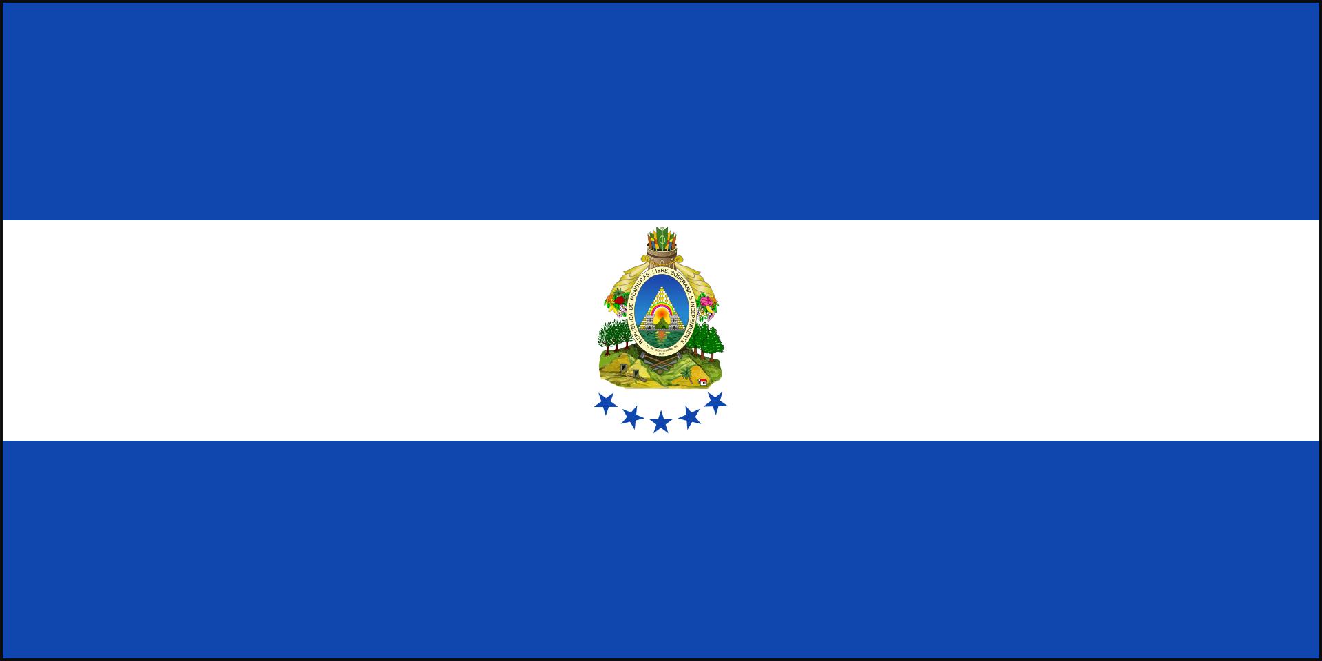 Honduras marinevlag