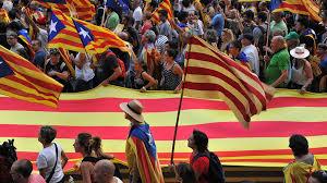 Vlaggen Barcelona