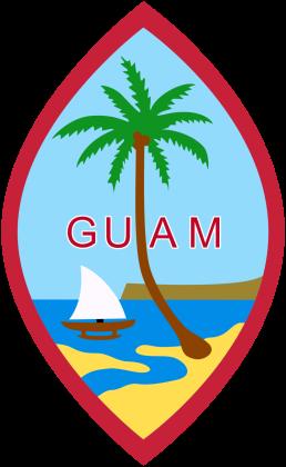 Wapen Guam