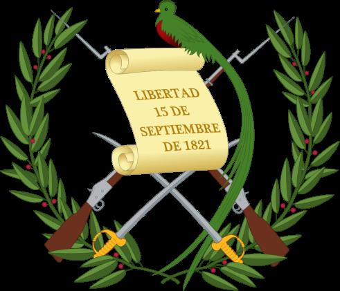 Wapen Guatemala