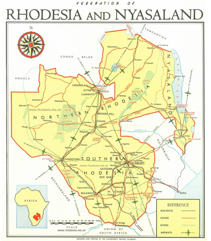 Centraal-Afrikaanse Federatie map.png