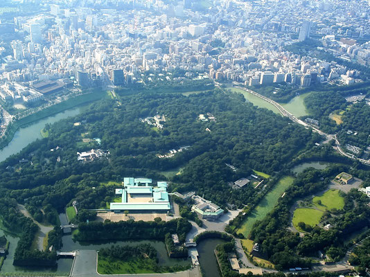 Japan Keizerlijk Paleis