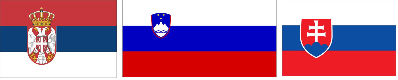 kroatie 03 servie slovenie slowakije