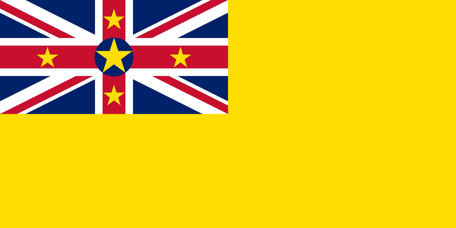 Niue vlag