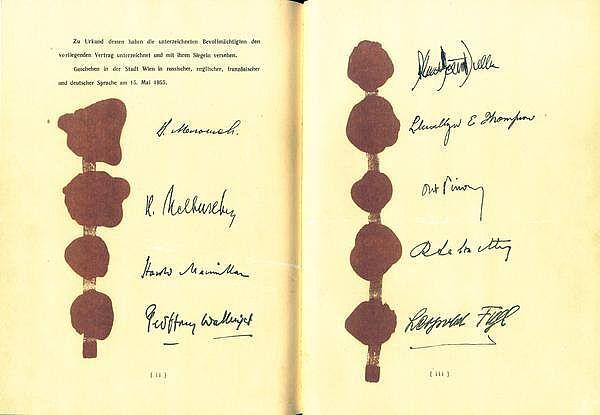 Oostenrijk - Staatsverdrag
