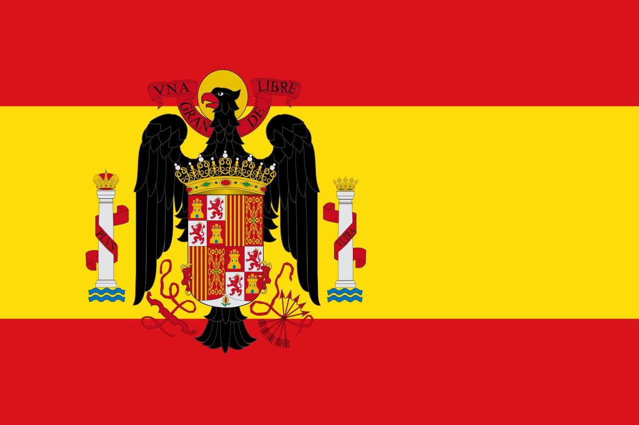 Spanje Francovlag.png