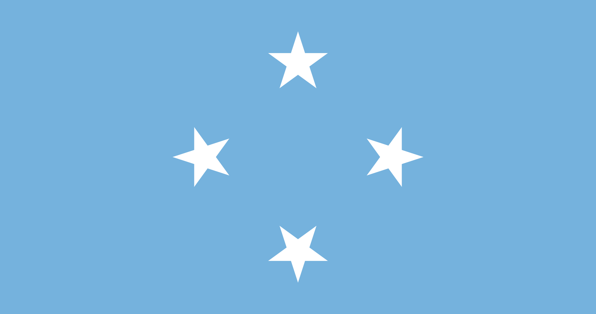 Micronesia vlag