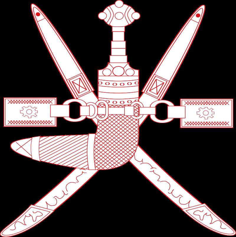 Oman wapen