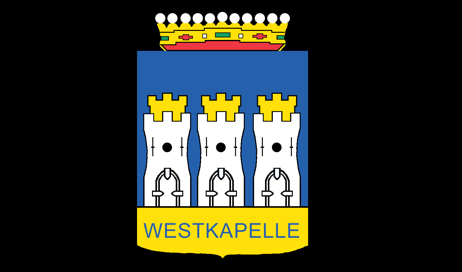 vlag westkapelle