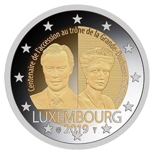 Luxemburg - 2-euromunt