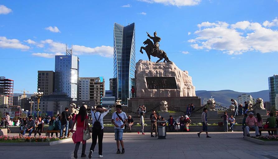 Mongolië - Ulaanbaatar