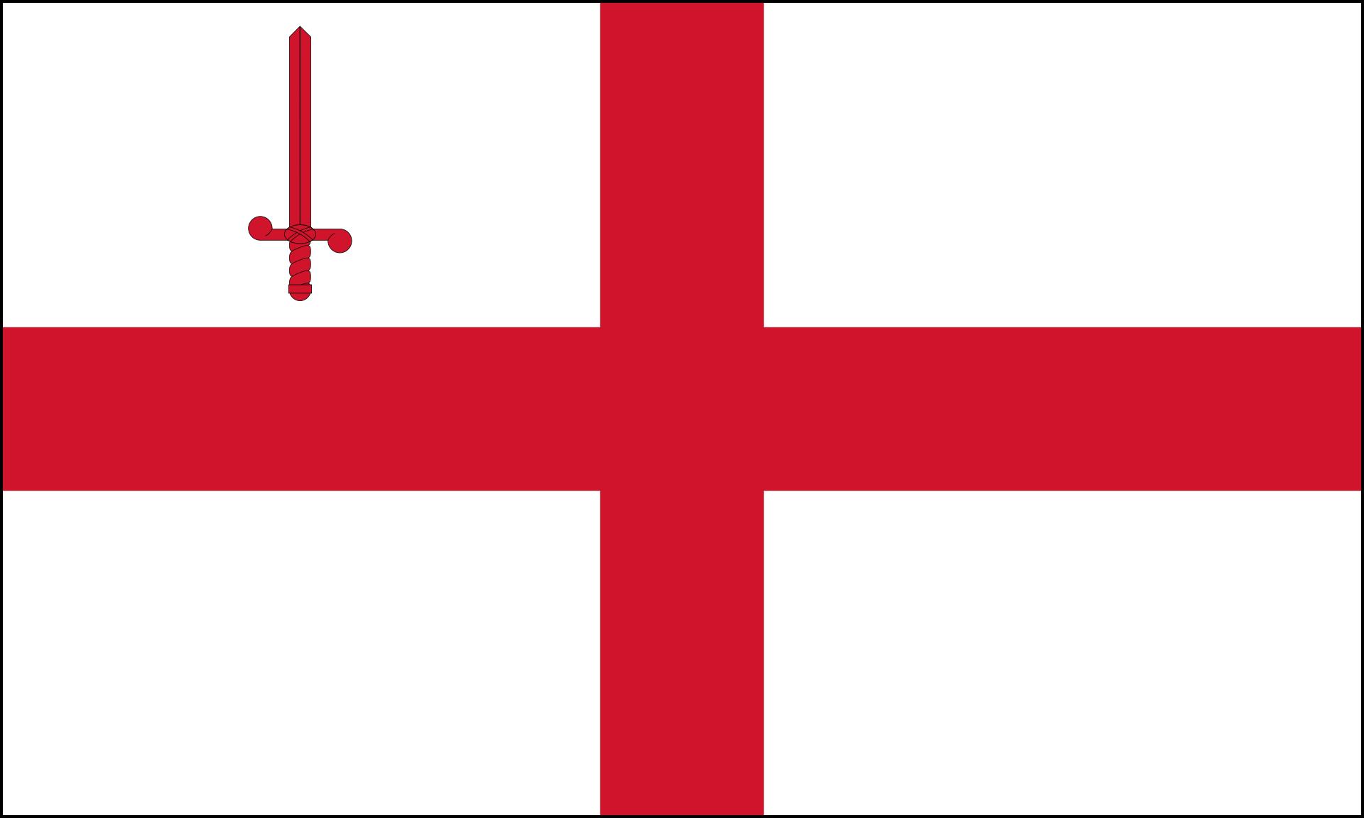 City of London vlag