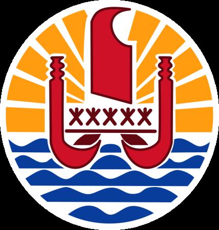 Frans Polynesië wapen