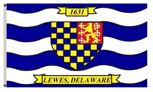 Vlag Lewes