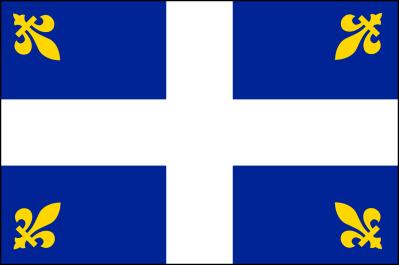 Vlag Québec2